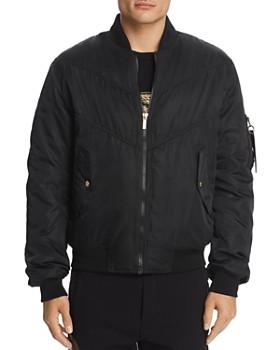 44854fec628 Versace Jeans Couture - Flight Bomber Jacket ...