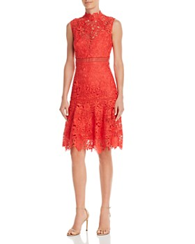 Bardot - Elise Lace Sheath Dress