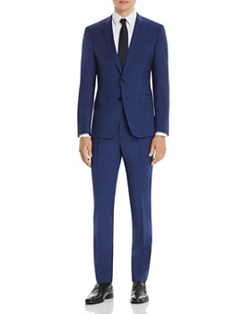BOSS - Huge/Genius Slim Fit Suit