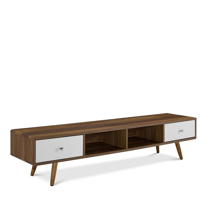 "Modway - Transmit 70"" Media Console Wood TV Stand"