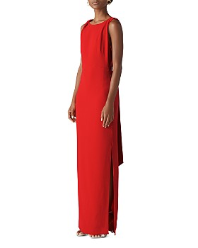 Whistles - Back-Tie Gown