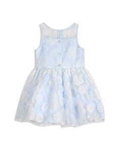 Pippa & Julie - Girls' Burnout Cloud & Constellation Dress - Baby