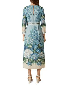 HOBBS LONDON - Hydrangea Midi Dress