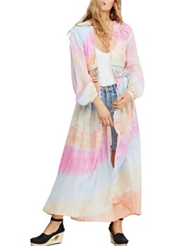 Free People - Summer Of Love Tie-Dye Kimono
