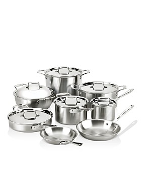 All Clad Cookware Cookware Sets Pots Amp Pans Bloomingdale S