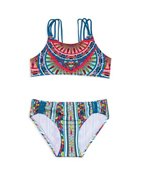 21aa94dace Big Girls' Swimsuits, Bikini & Tankini (Size 7-16) - Bloomingdale's