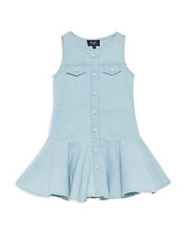 Bardot Junior - Girls' Alice Denim Flared Dress - Big Kid
