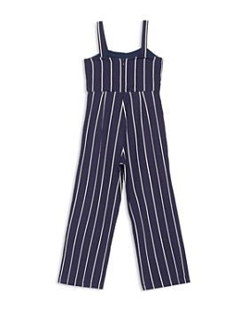 Bardot Junior - Girls' Lola Striped Jumpsuit - Big Kid