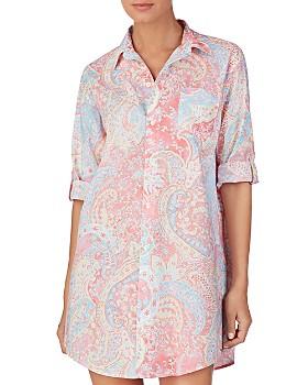 Ralph Lauren - Paisley Sleep Shirt