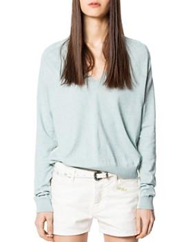 a4cc4cd798fd Zadig & Voltaire - River Color-Block Sweater ...