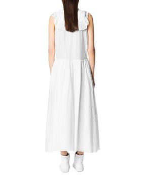 Zadig & Voltaire - Romane Lace-Trimmed Maxi Dress