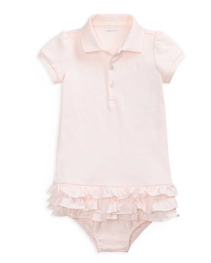 Ralph Lauren - Girls' Cupcake Dress & Bloomers Set - Baby