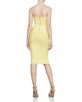9f6ecd96840a ... BCBGMAXAZRIA - Piped Body-Con Dress