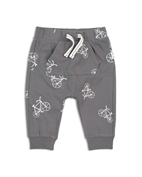 Miles Baby - Boys' Hello Velo Bicycle Jogger Pants - Baby