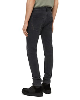 ALLSAINTS - Cole Skinny Fit Jeans in Grey