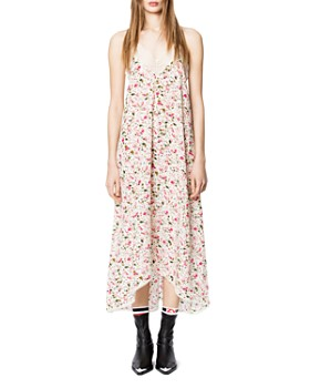 Zadig & Voltaire - Risty Floral Silk Maxi Dress