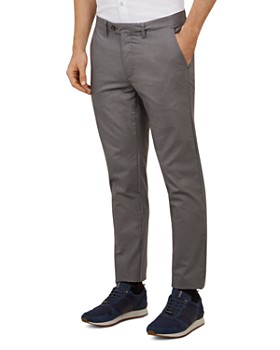315ccd2b5 Ted Baker - Stelim Textured Slim Fit Trousers ...