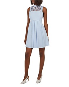Ted Baker - Abequa Lace-Panel Dress