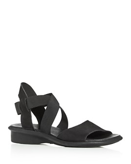 Arche - Women's Satia Crisscross Ankle-Strap Sandals