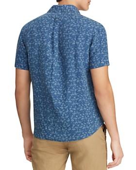 Polo Ralph Lauren - Tropical-Print Linen Classic Fit Button-Down Shirt - 100% Exclusive