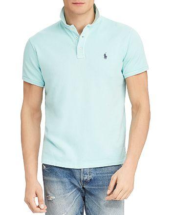 Polo Ralph Lauren - Spa Terry Custom Slim Fit Polo Shirt