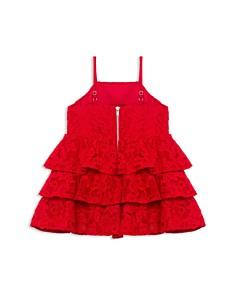 Bardot Junior - Girls' Cartia Tiered-Ruffle Lace Dress - Baby