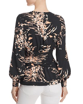 bcabad09590ccb ... Joie - Arin Floral Wrap Top