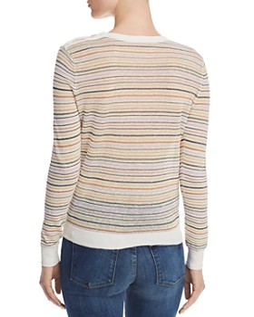68213711064 Joie - Ade Striped Crewneck Sweater Joie - Ade Striped Crewneck Sweater