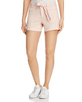 Level 99 - Nina Tie-Belt Shorts