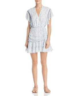 Saylor - Marina Floral Mini Dress