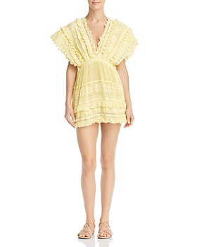 Place Nationale - Le Rasis Kaftan Mini Dress - 100% Exclusive
