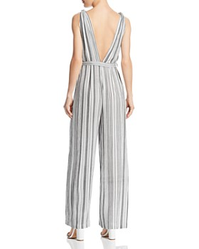 Re:Named - Tonya Striped Jumpsuit