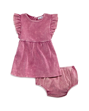 Splendid Girls MineralWash Ribbed Dress  Bloomers Set  Baby