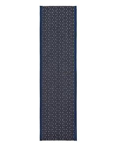 Armani - Geometric Pattern Scarf