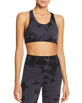 Electric & Rose - Estrella Tie-Dye Racerback Sports Bra