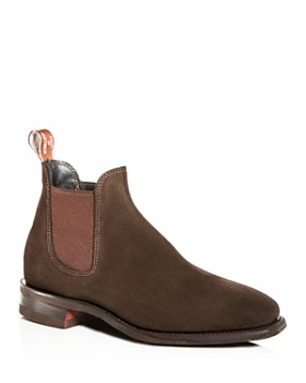 R.M. Williams - Men's Sydney Suede Chelsea Boots