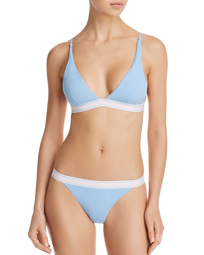 Dolce Vita - Fast Lane Triangle Bikini Top & Fast Lane Bikini Bottom