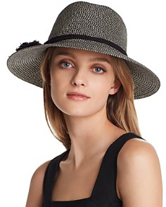 Gottex - Taylor Packable Straw Sun Hat
