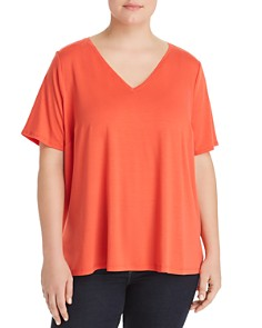 Eileen Fisher Plus - High/Low Tee
