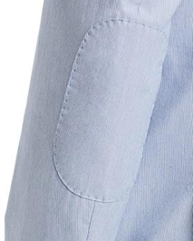 TailorByrd - Lanrick Pinstripe Classic Fit Jacket