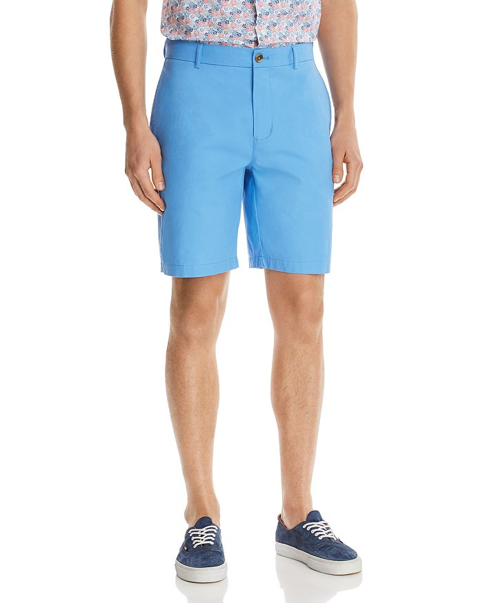 TailorByrd - Dobby Stretch Chino Shorts