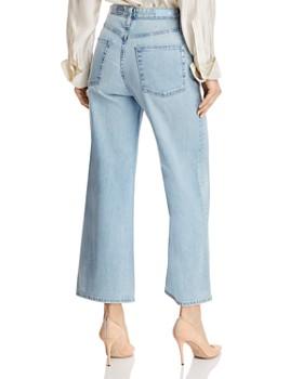 AG - Etta Wide-Leg Jeans in Blue Oasis