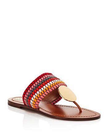 Tory Burch - Women's Patos Disc Thong Sandals