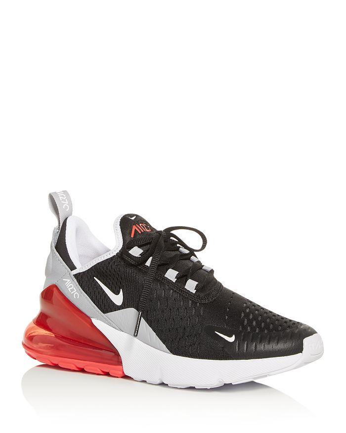 Nike - Boys' Air Max 270 Low-Top Sneakers - Big Kid