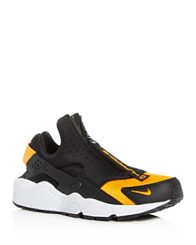 674e0887ae Nike - Men's Air Huarache Run Zip-Up Low-Top Sneakers ...
