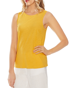 Vince Camuto Tops TWIST-BACK TANK