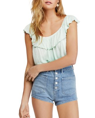 Cora Lee Ombré Top by Free People