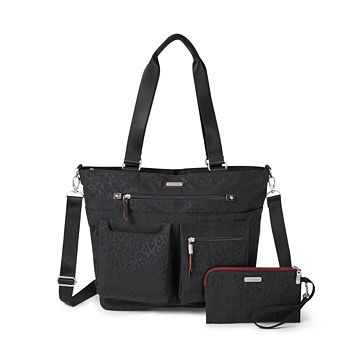 Baggallini - Classic Any Day Tote with RFID Phone Wristlet