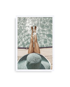 Bloomingdale's Artisan Collection - Sunbathing Wall Art, Medium