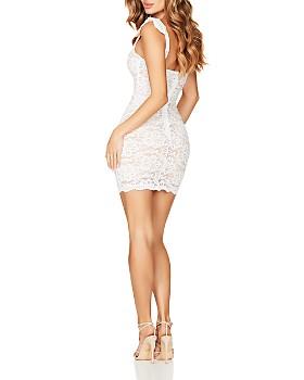 Nookie - Romance Lace Mini Dress